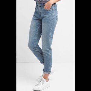 Gap Best Girlfriend Jeans 25